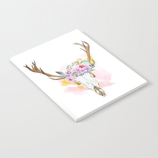 Animal Skull 02 Notebook