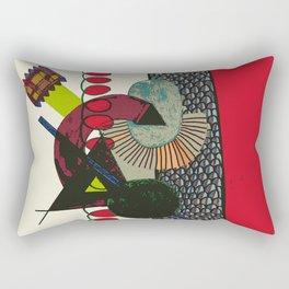 DESIGN AND THE CITY Rectangular Pillow