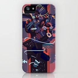 hideandseek iPhone Case