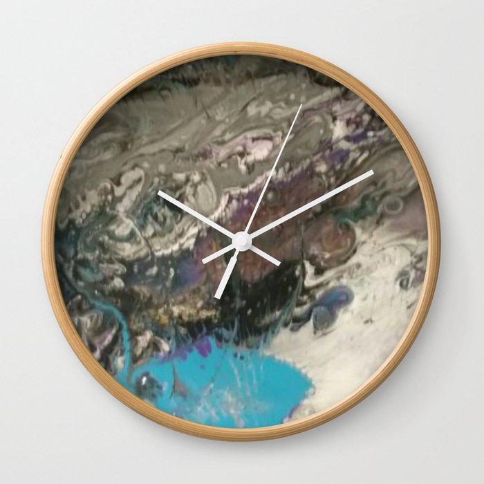 Cove of Dreams Wall Clock
