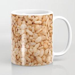 Crisped rice breakfast cereal Coffee Mug
