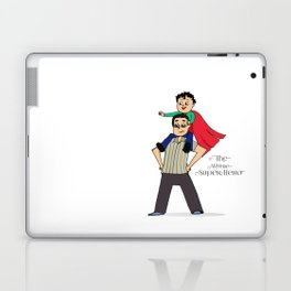 The first ride we ever had ! Laptop & iPad Skin
