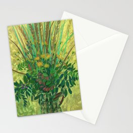 Bouquet from the Finnish Bay Stationery Cards