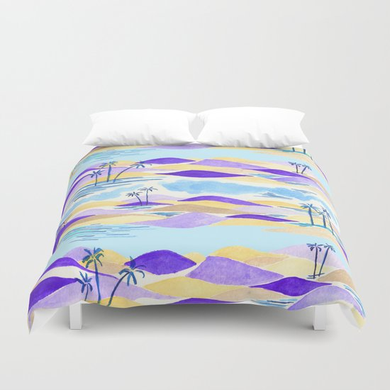 Mirage Duvet Cover