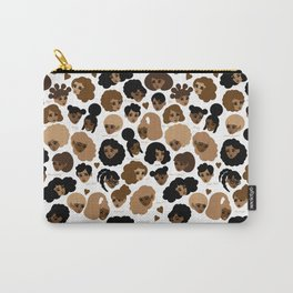 Greetings Carry-All Pouch