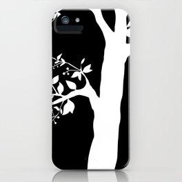 Chokecherry Tree iPhone Case