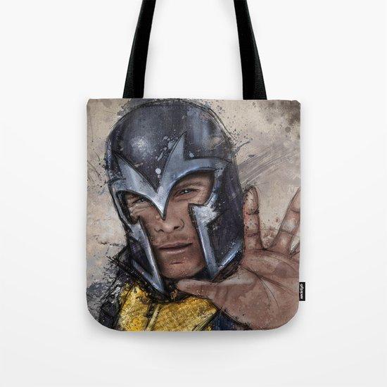 Magneto. Tote Bag