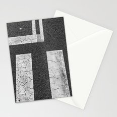 Asphalt Stationery Cards