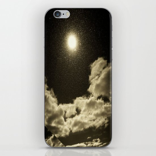 Signs in the Sky Collection - I iPhone & iPod Skin