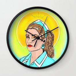 St. Shelly Wall Clock