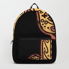 Hamsa Hand Backpack