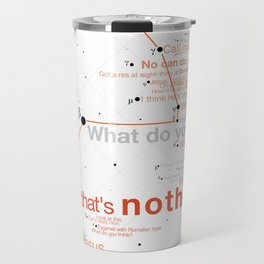 Bateman Constellation Travel Mug