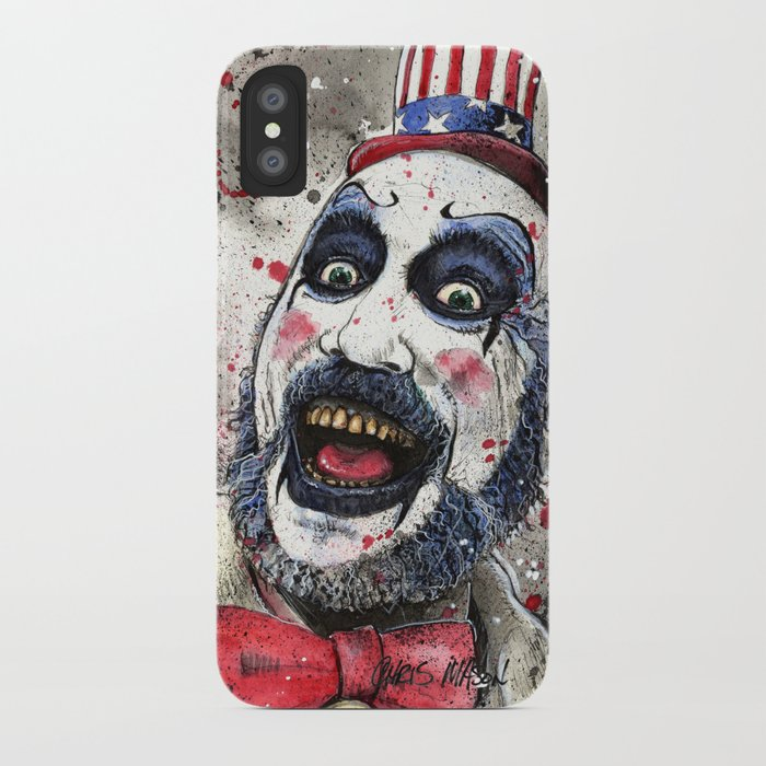 Captain Spaulding -The Devil's Rejects iPhone Case