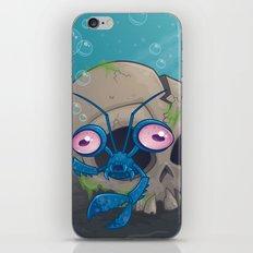 Eye Crustacea iPhone & iPod Skin