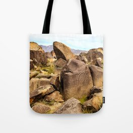 Lithic Tote Bag