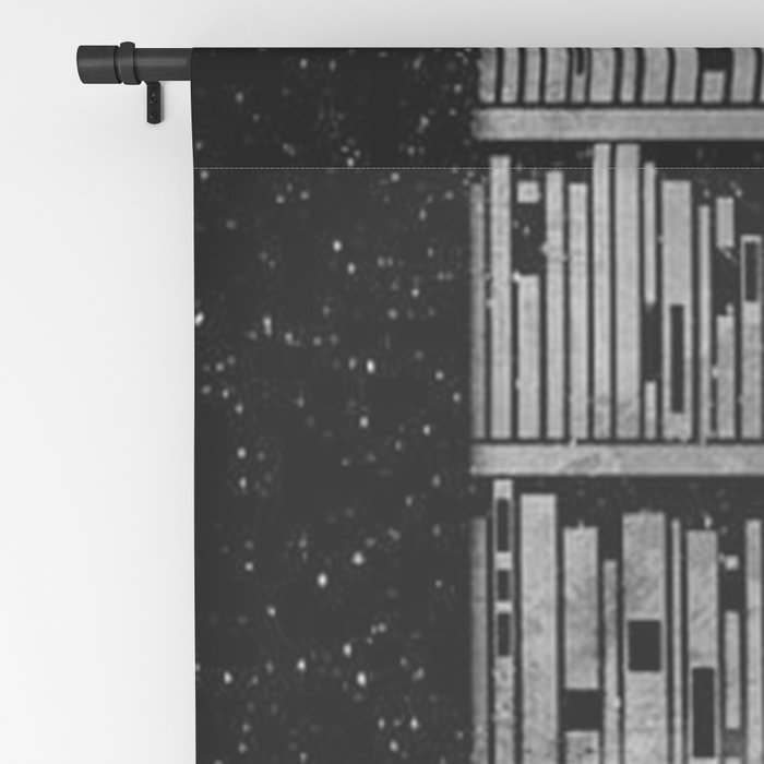 Interstellar Blackout Curtain