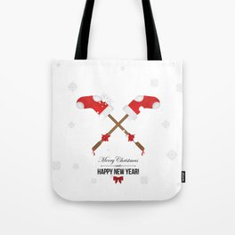 Holiday decorations Tote Bag