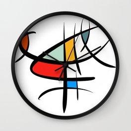 Motif 162 Wall Clock
