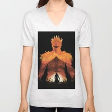 Time to Praise the Sun Unisex V-Neck