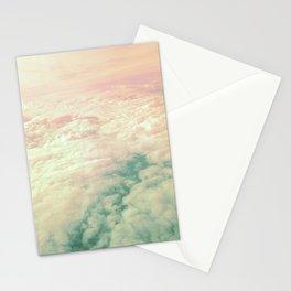 Raindbow Clouds Stationery Cards