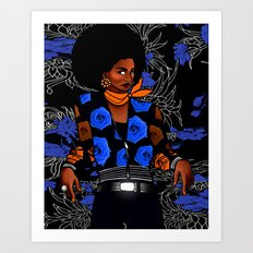 Breakin' the Chains of Love Art Print