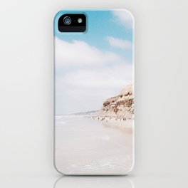 The Coast of Dreams iPhone Case