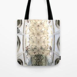 St Barbara's cathedral Tote Bag