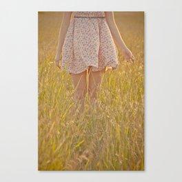 Isabella Woodstock  Canvas Print