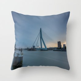 In Rotterdam Throw Pillow