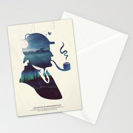 Sherlock - The Hound of the Baskervilles Stationery Cards