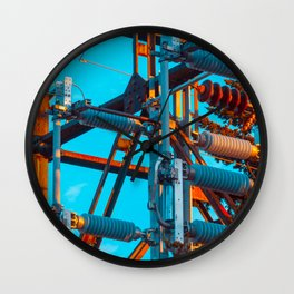 Now you have the Power Wall Clock