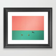 I had something to tell you Framed Art Print
