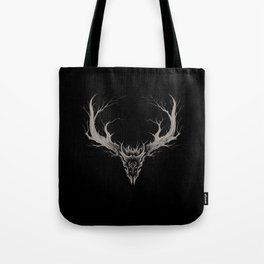 Wild West Dragons Label - Art by Élian Black'Mor Tote Bag