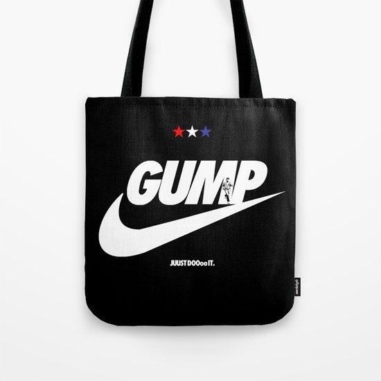 Gump- JustDoIt Tote Bag