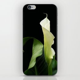 Crazy about callas iPhone Skin