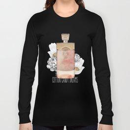 hamsa and peony Long Sleeve T-shirt