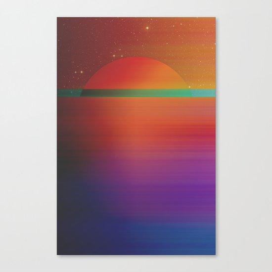 Astral Horizon 2 Canvas Print
