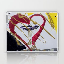 Crying Heart Laptop & iPad Skin