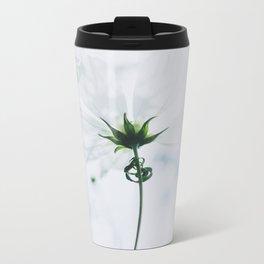 Floral III Metal Travel Mug