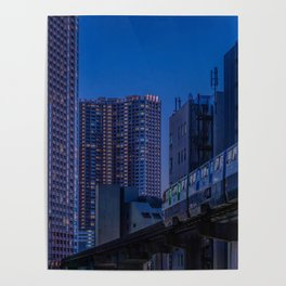 Tokyo Monorail  Poster