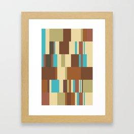 Songbird Santa Fe Framed Art Print
