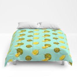 Durian II - Singapore Tropical Fruits Series Comforters
