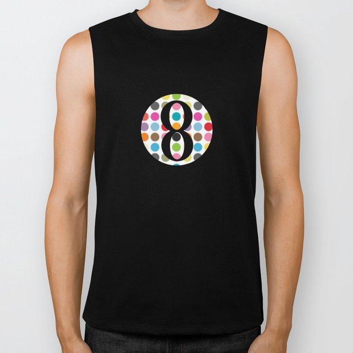 tee shirt 8 Biker Tank