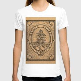 Cannabis Inflorescence T-shirt