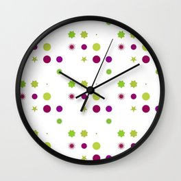 Smart Contrast Wall Clock