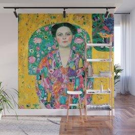 "Gustav Klimt ""Eugenia Primavesi"" Wall Mural"