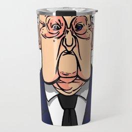 Mr. renegade Travel Mug
