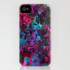 Summer Tropics iPhone (4, 4s) Slim Case