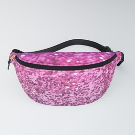 Unicorn Girls Glitter #3 #shiny #decor #art #society6 Fanny Pack