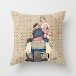I hope this will be the right one Throw Pillow